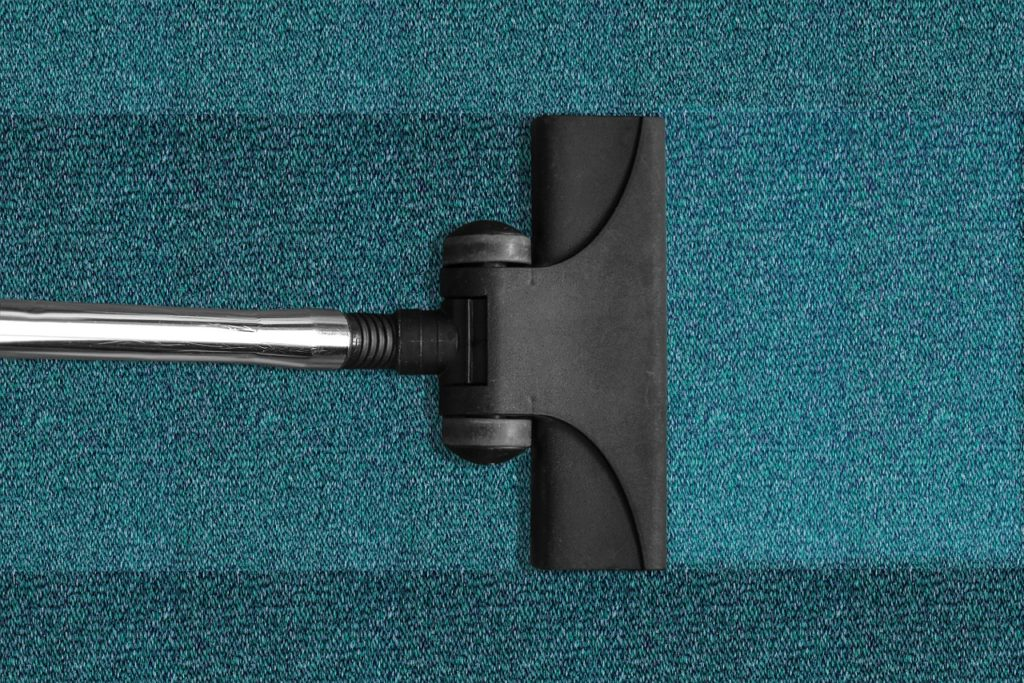 Carpet and Underlay Drying